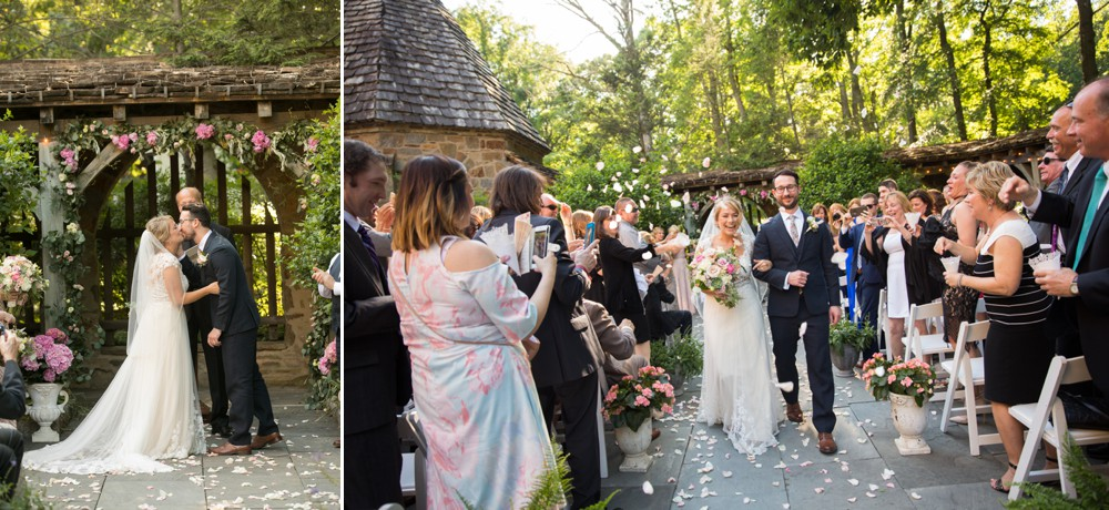WeddingExitCloistersCastleMarylandWeddingVenueBaltimorePhotographer.jpg