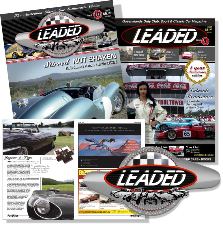 Leaded Magazine
