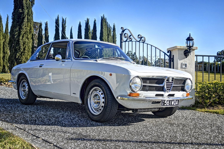 Alfa Romeo 1972 GT 1600 Junior | Located Brisbane, Australia