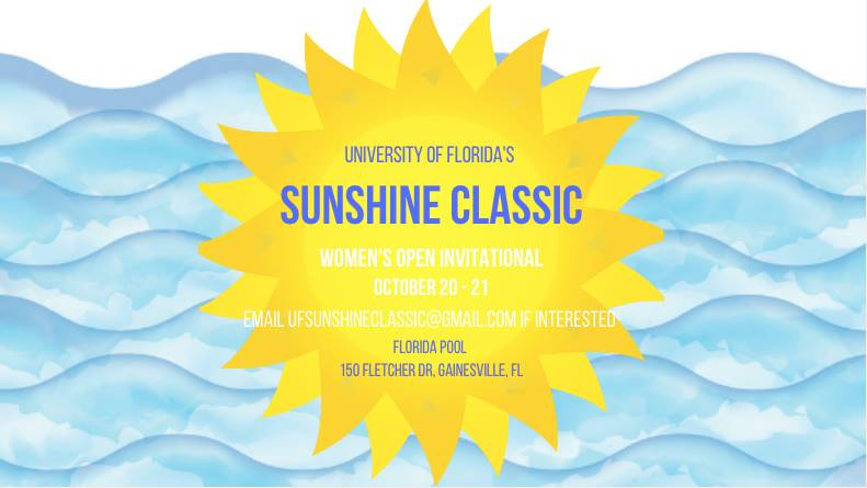 University of Florida Sunshine Classic - Come watch the #3 team in the country play visiting teams from across the Southeast.