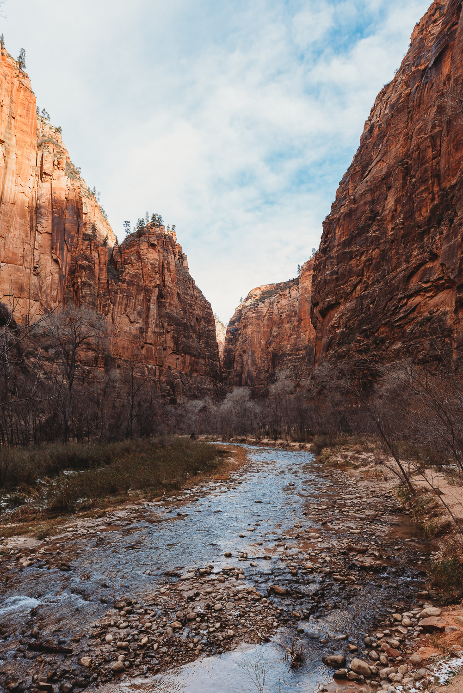 Zion National Park, 2018