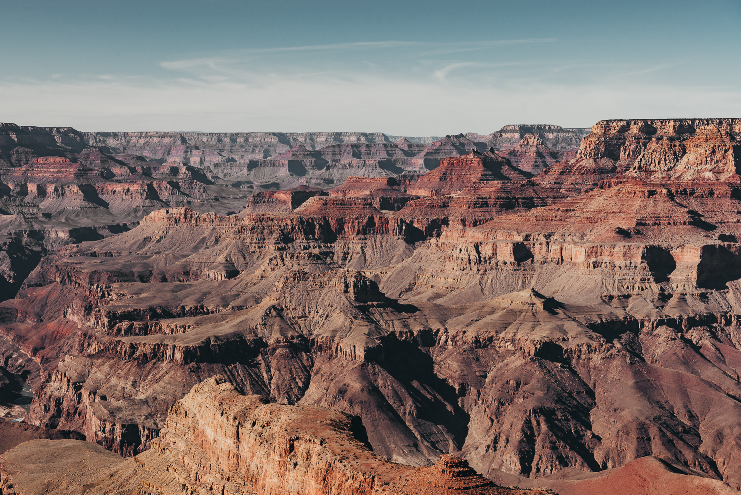 Grand Canyon National Park, 2018