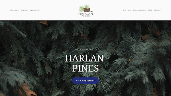 Harlan Pines