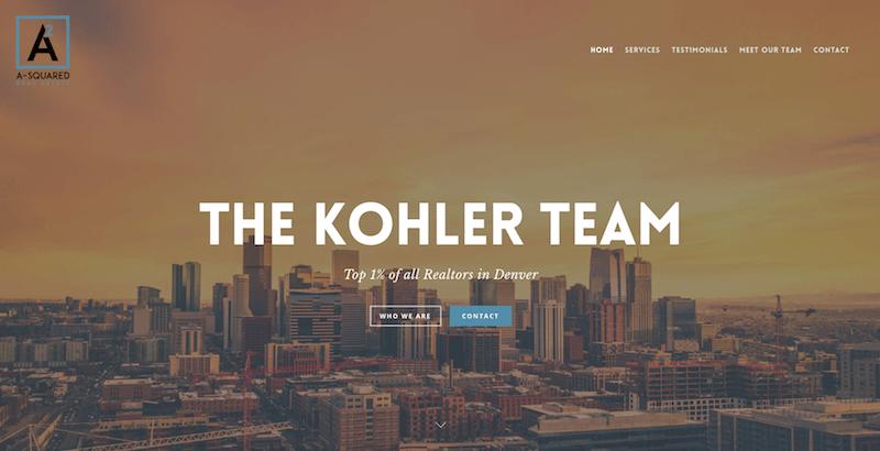 Rexanne Kohler - The Kohler Team