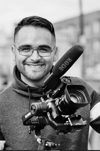 David Lujan - Videographer