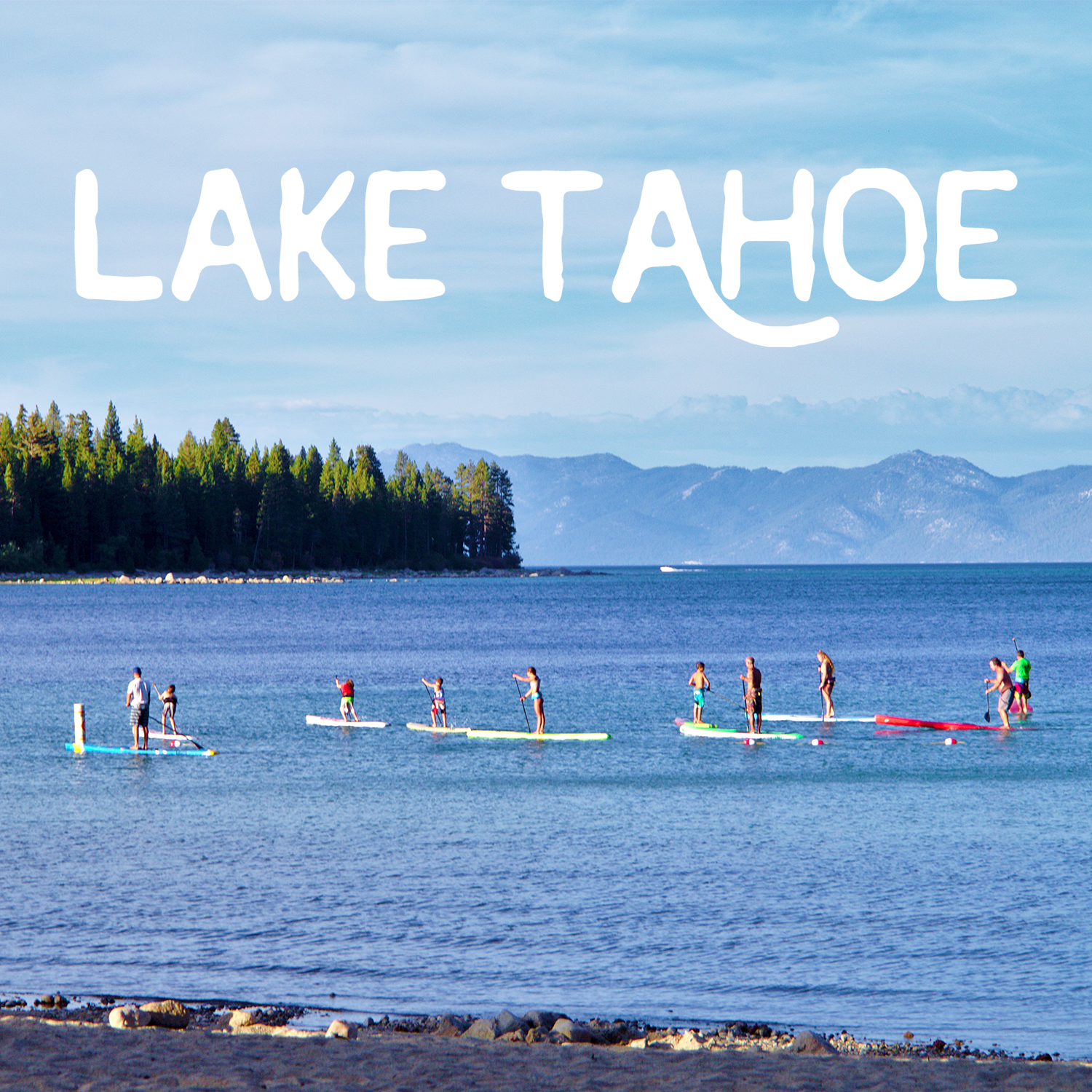 Coming Soon! Lake Tahoe