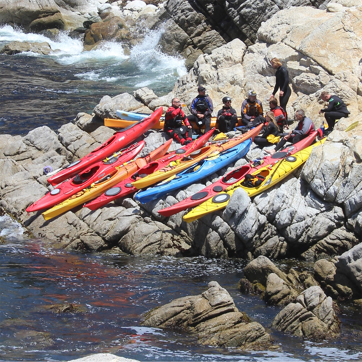 Sea kayaking and stand up paddle boarding rentals, sales, lessons and tours