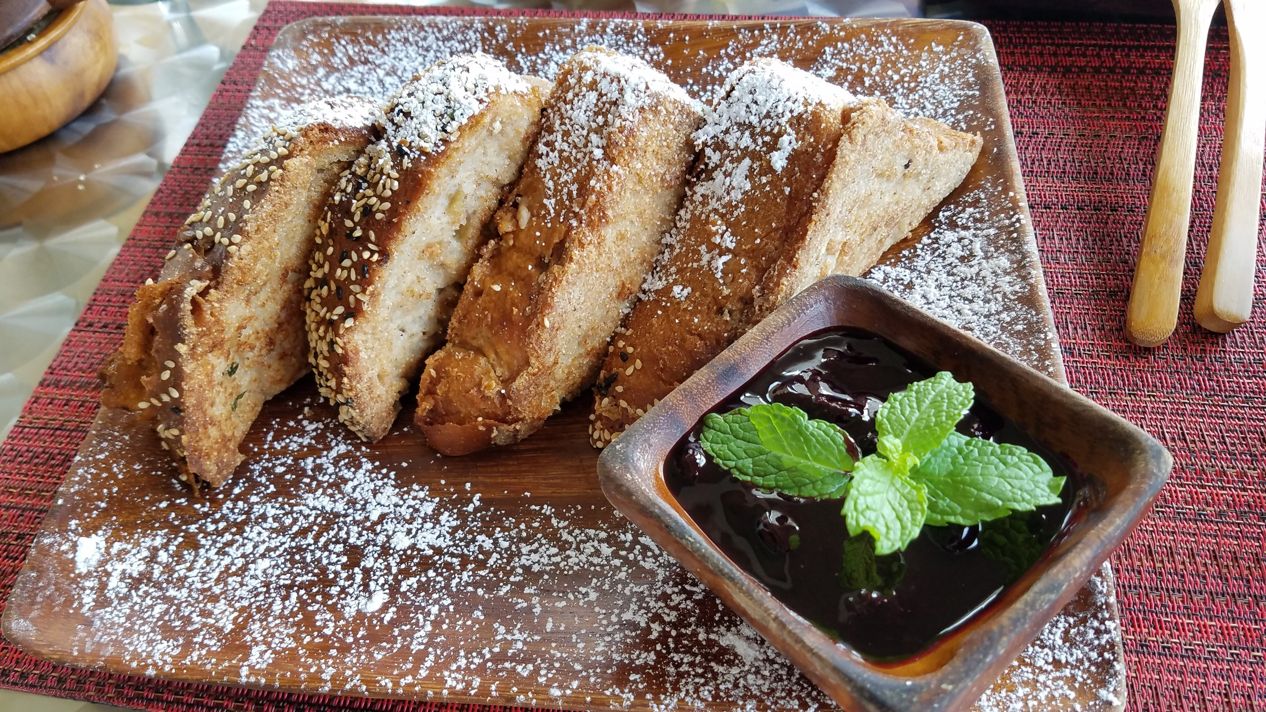 Vivo French Toast