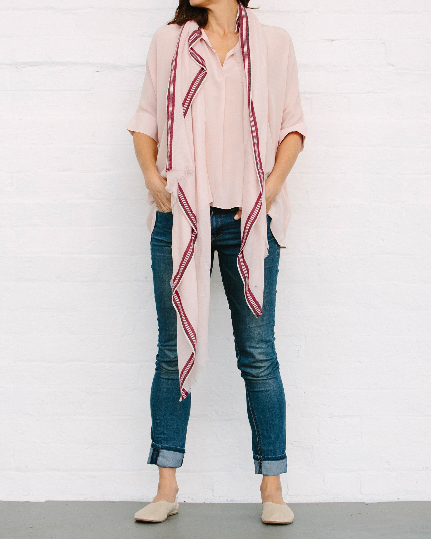 Merino Wool and Silk Scarf $59.00   Available in 4 colours  85% Australian Merino Wool / 15% silk ultra soft and light, yet surprisingly warm luxurious to touch and wear
