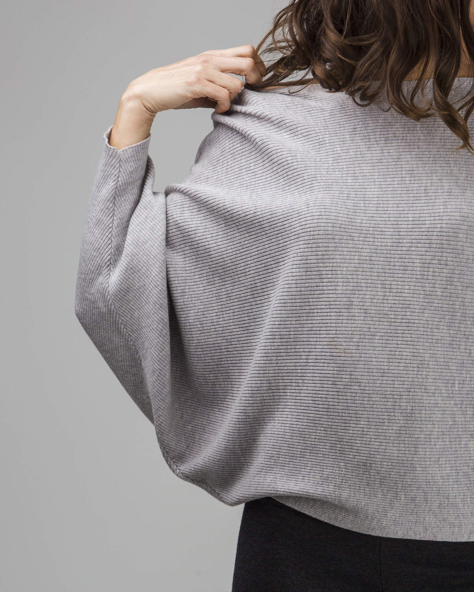100% Merino Batwing Jumper  $159.00  Available in 3 colours.  100% merino. features: flattering boat neckline, loose fitting body + 7/8 sleeves.