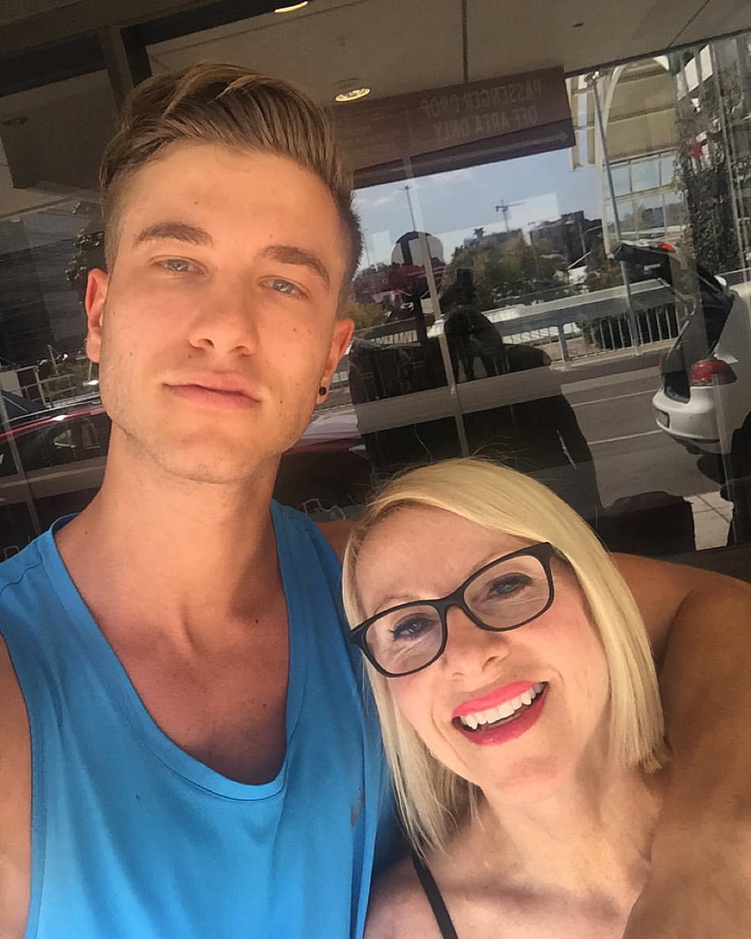 Josh and Wendi.