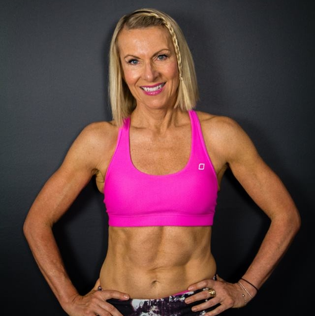 At 57, Wendi has abs we all want and admits to eating ice cream everyday.   Photo