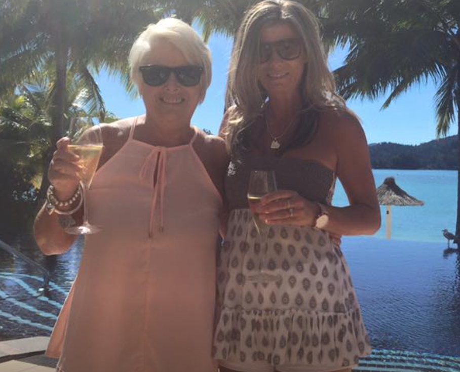 Rose and Rowena from Triple R Travel on one of their adventures. Read about the gorgeous Rose  here .
