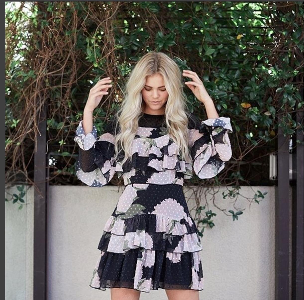 Dress: Tallulah