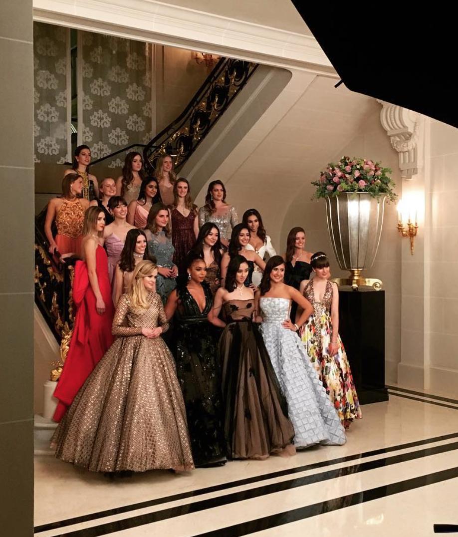 Image: Instagram -  The Peninsula Paris Official