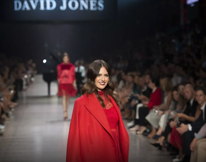 Melbourne Fashion Festival: David Jones Runway/© MARISHA DUDEK PHOTOGRAPHY.