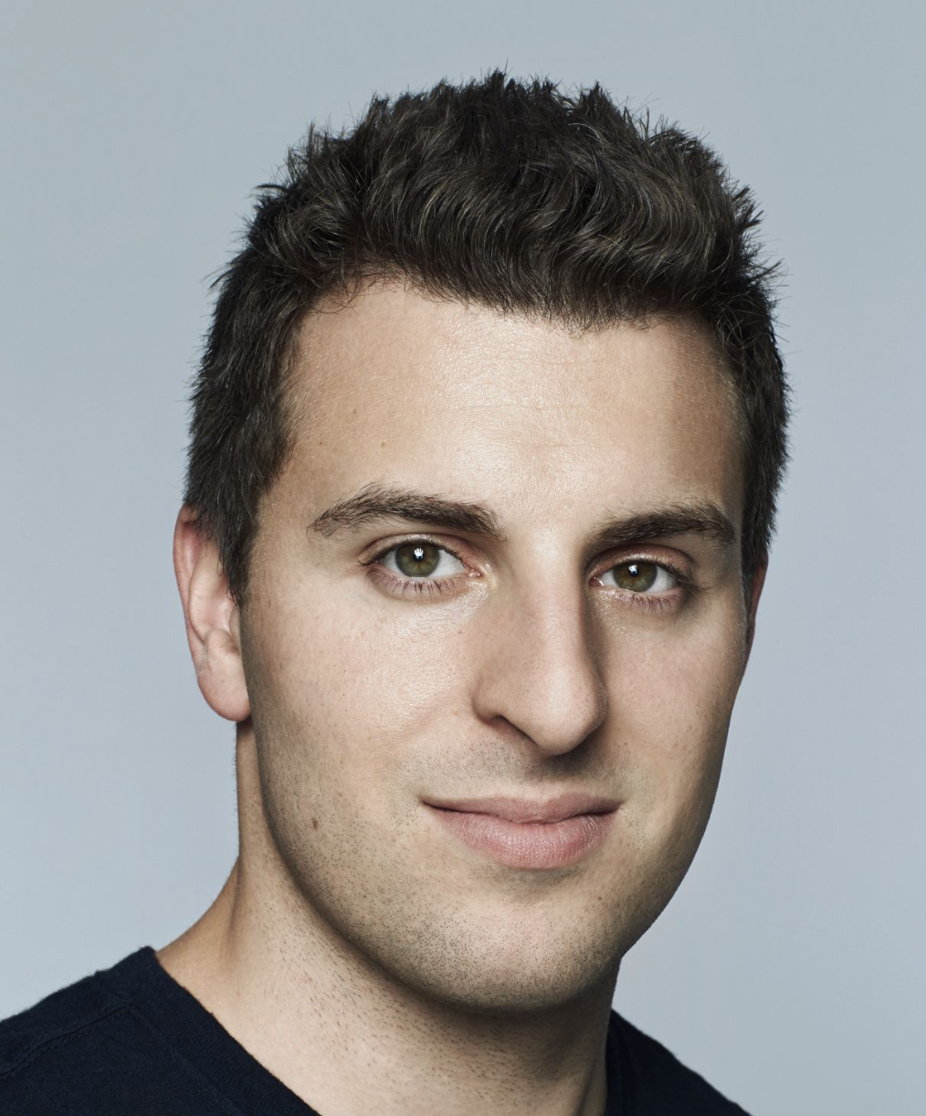 Brian Chesky is the co-founder,  Head of Community, and  CEO of Airbnb, which he started with Joe Gebbia and Nathan Blecharczyk in 2008. Brian sets the company's strategy to connect people to unique travel experiences, and drives Airbnb's mission to create a world where anyone can belong anywhere.   Image