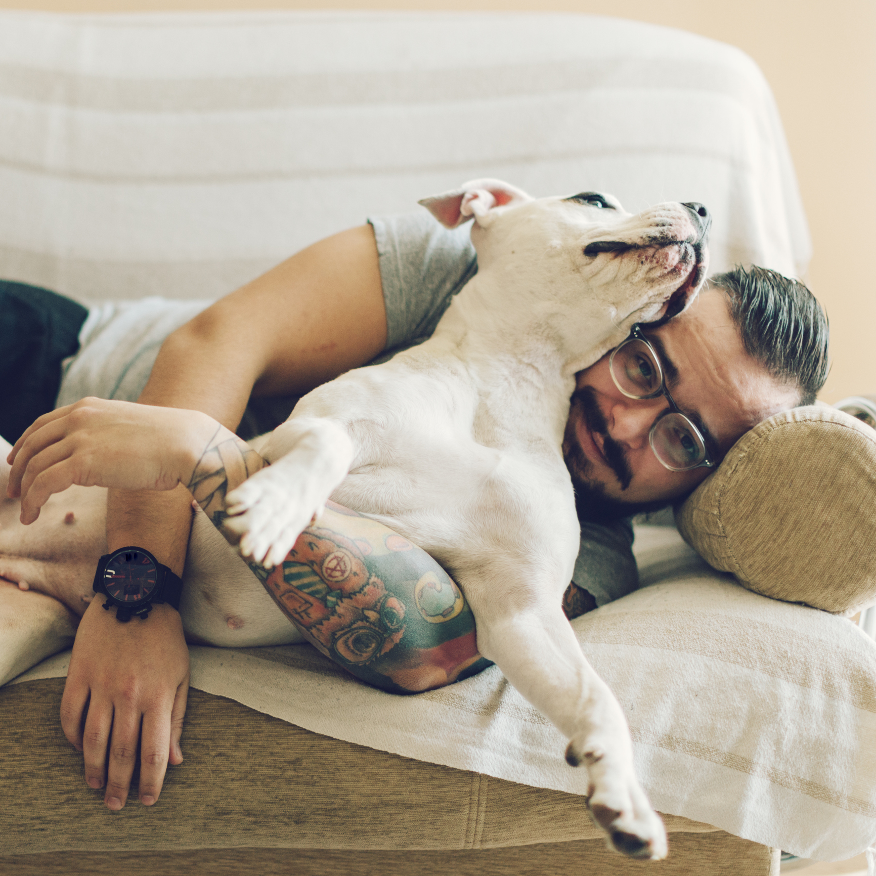 Unconditional love from a pet can bring so much joy to your life.