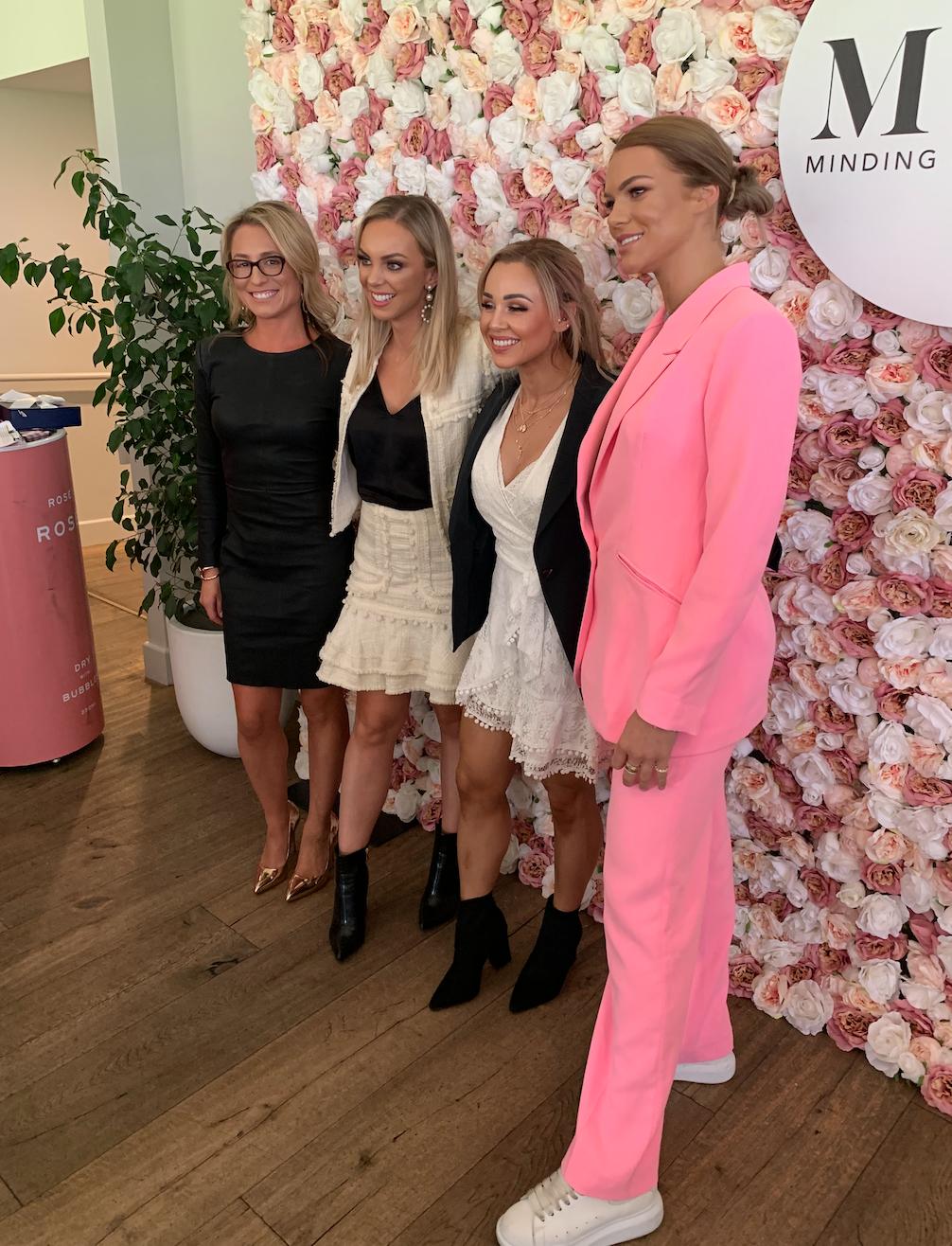 Kate, Katie, Stephanie and Chloe