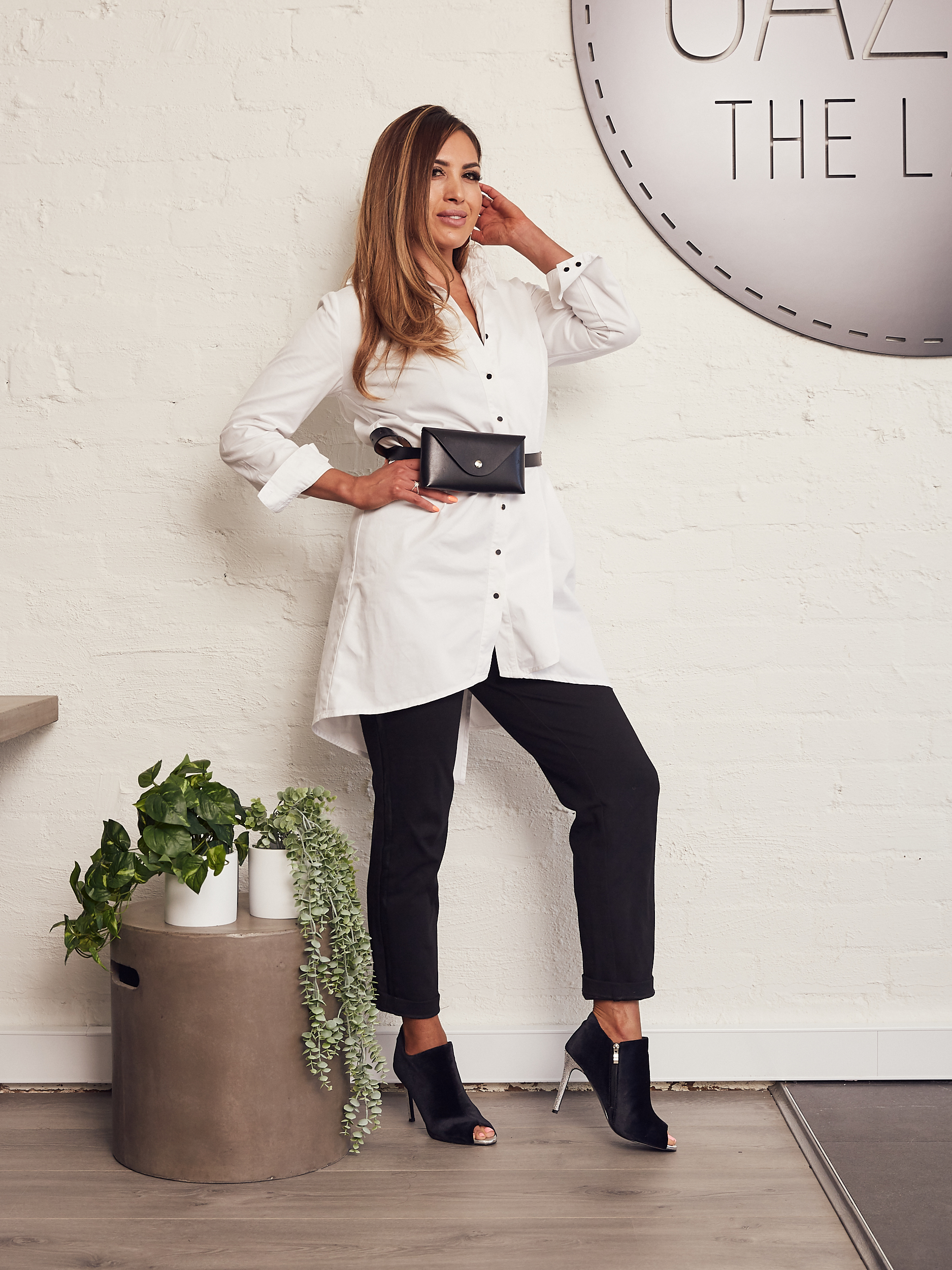 Style with our comfortable and stylish cigarette pants.