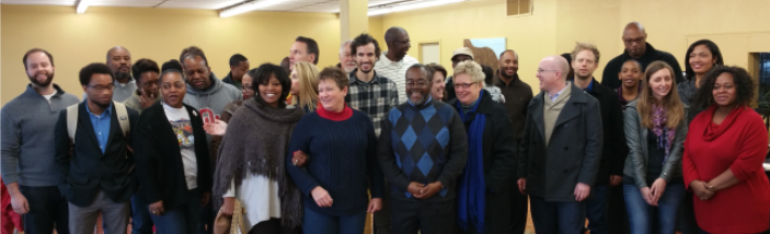 The day after a mixed group of 70 leaders watched the movie Selma on opening night, an amazing time of reconciliation took place. Through Stronger Together and other partner efforts, multi-cultural teams like these are addressing community disparities together.