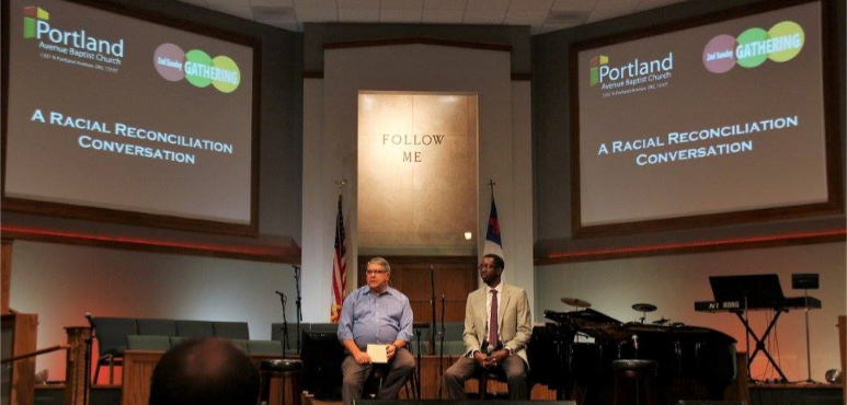 Forums andQ & A have been effective methods for addressing the race conversation in organizations, schools, and churches.