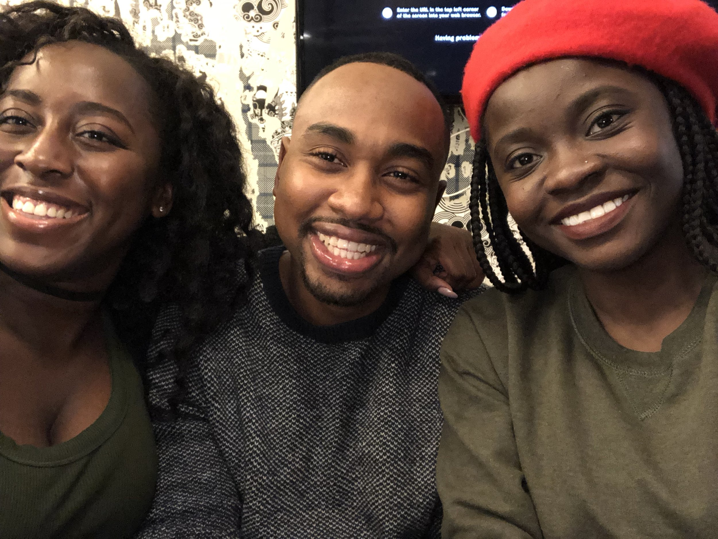 The Millennial Perspective: November, 2017 - Brittany and Marlon sit down with Fatimat Adelabu to share their thoughts on the month recently passed. Listen to these millennials discuss their opinions on going Vegan, Bit Coin, the Libyan Slave Trade and so much more!