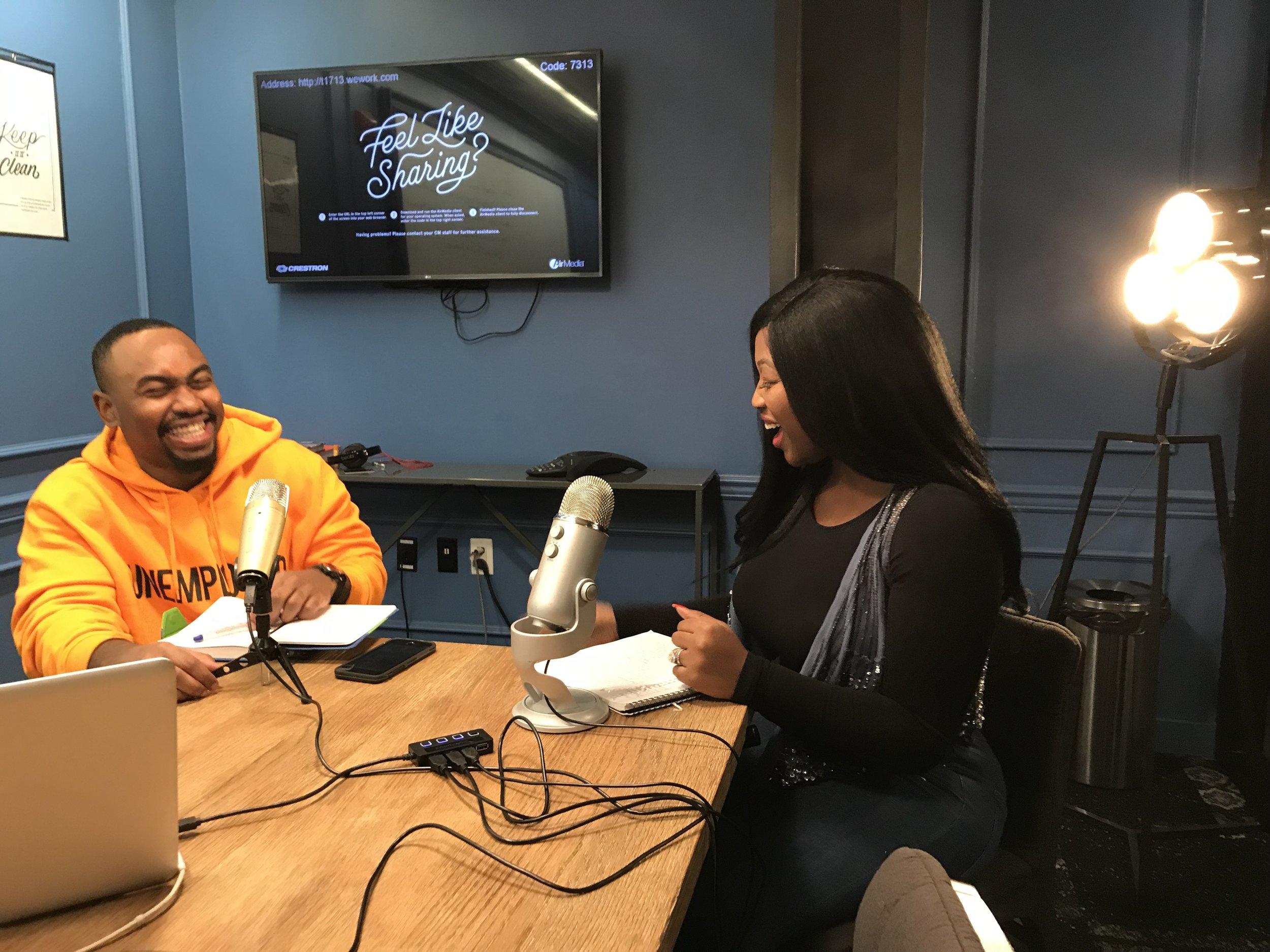 Netta Jenkins - On this episode I am joined by Netta Jenkins, Head of Diversity & Inclusion at IAC Applications. She dishes on key statistics, perceptions and the corporate environment as it relates to the Black Millennial.