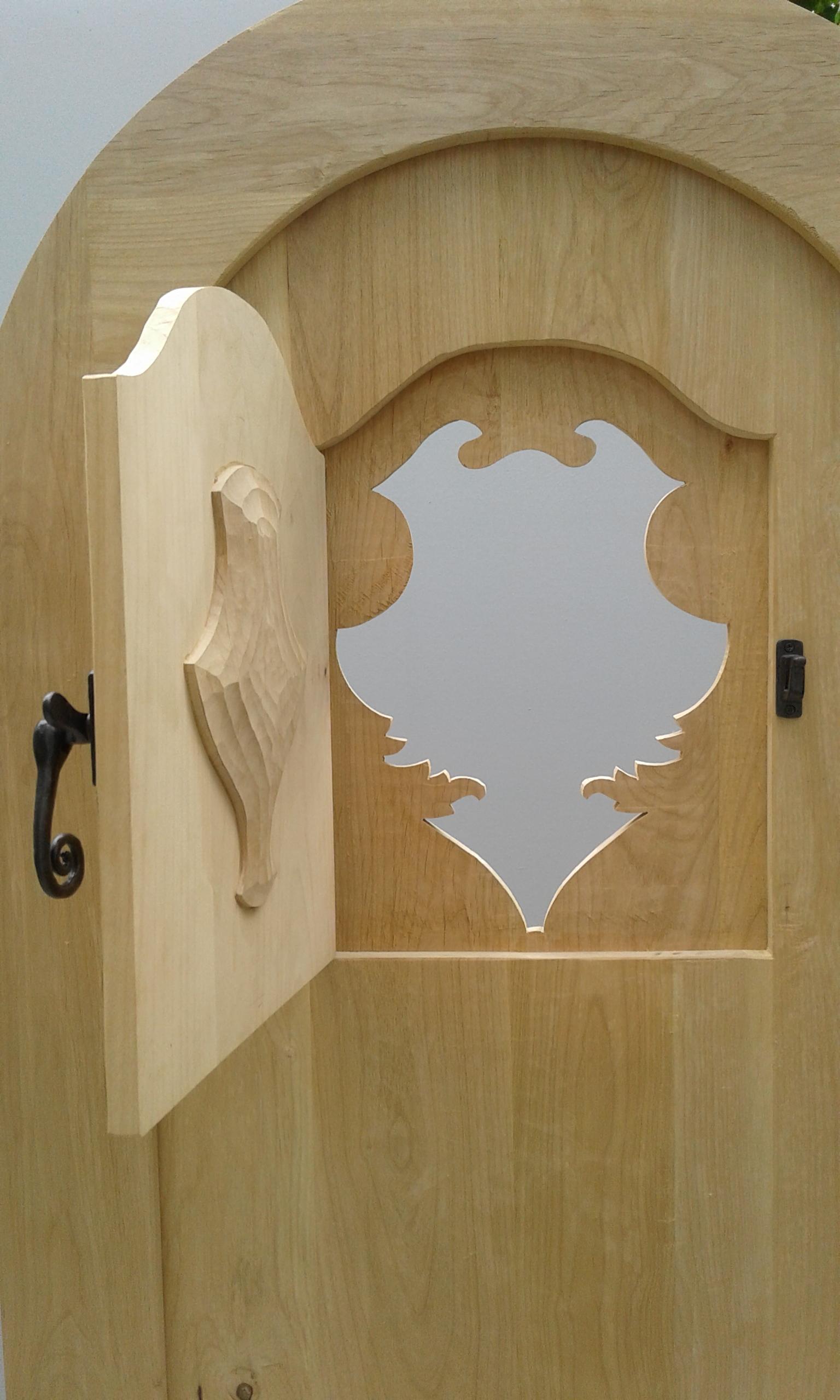 Wine Room Door #4 Opens as a Speakeasy