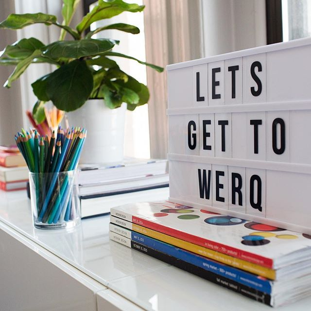 Happy last day of the WERQ week 🎉 Let's make it count, ladies! 📷 @reema_desai
