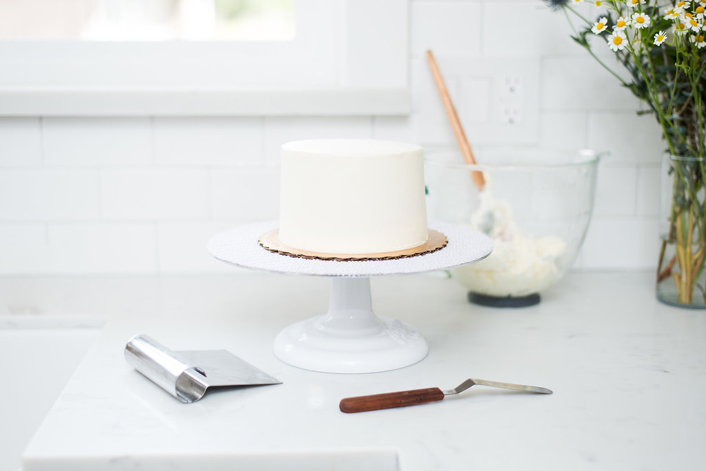 perfect cake class course