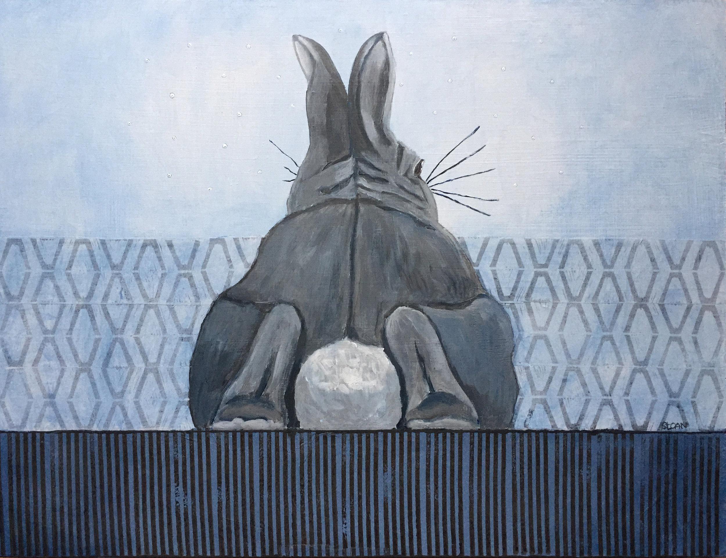 Bunny in Repose