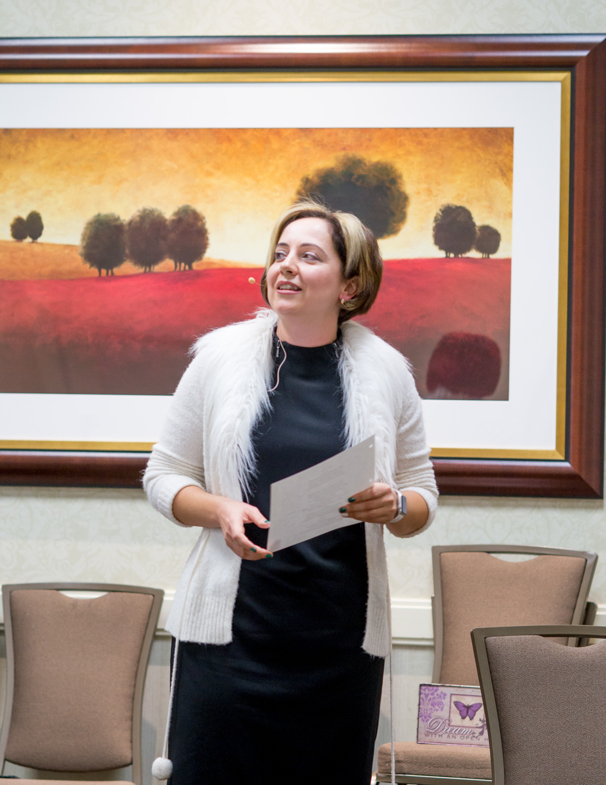 Zhanna Shpits, founder of the Hummingbird Academy