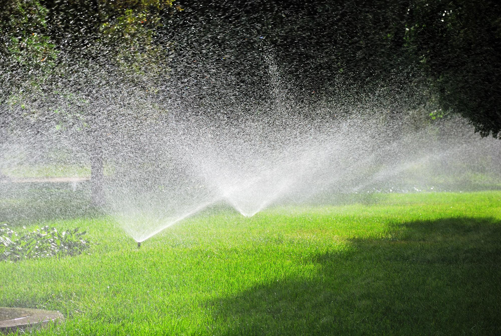 Copy of Sprinkler Repair