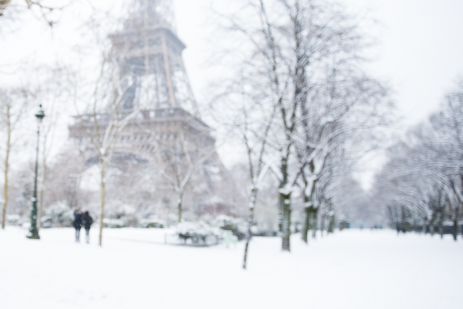 Blizzard in Paris - 5