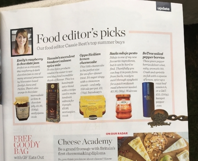 BBC Good Food September issue