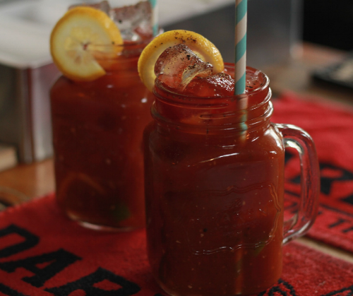bloody mary recipe halloween