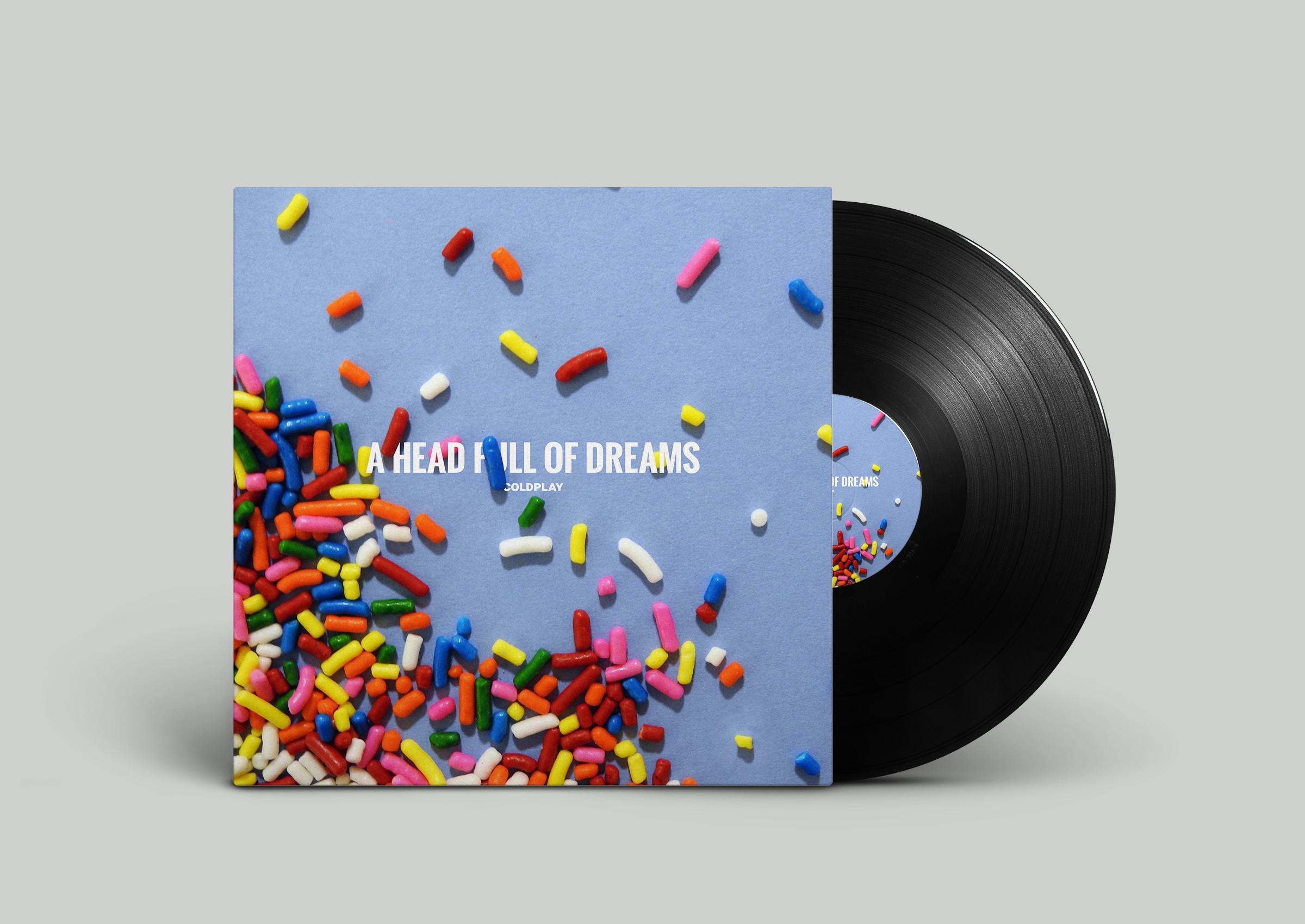 Coldplay Album Art
