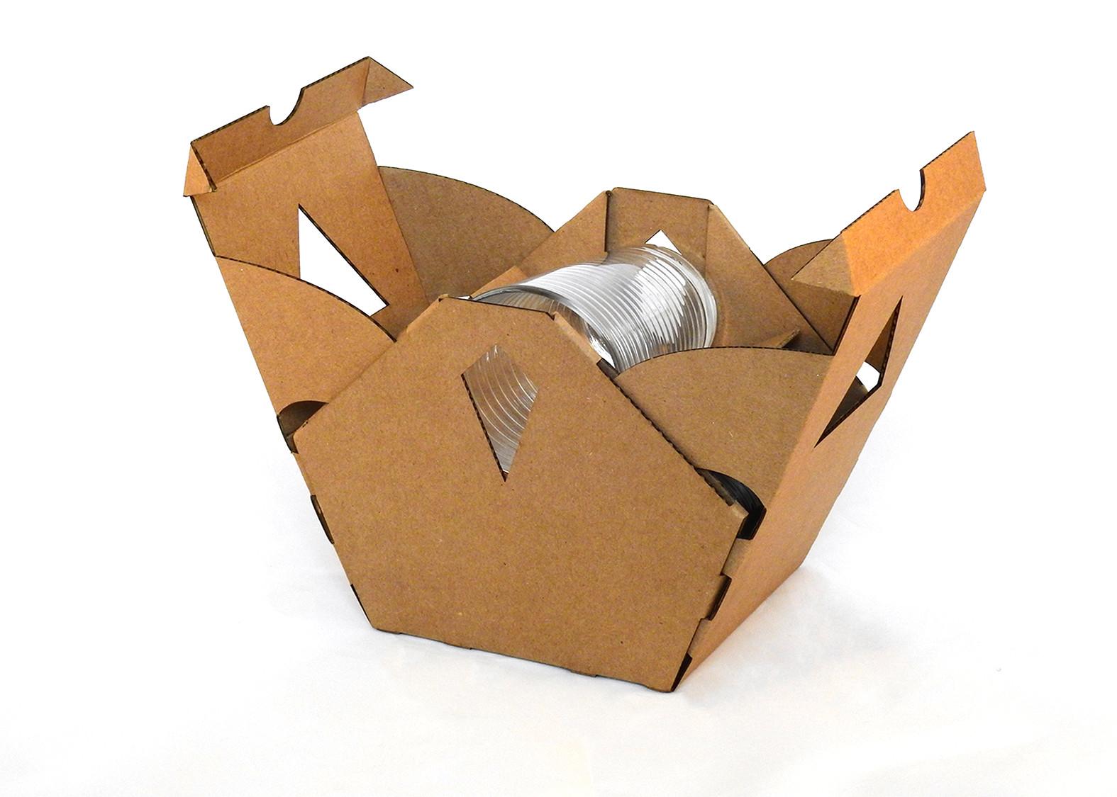 Cardboard Box Project