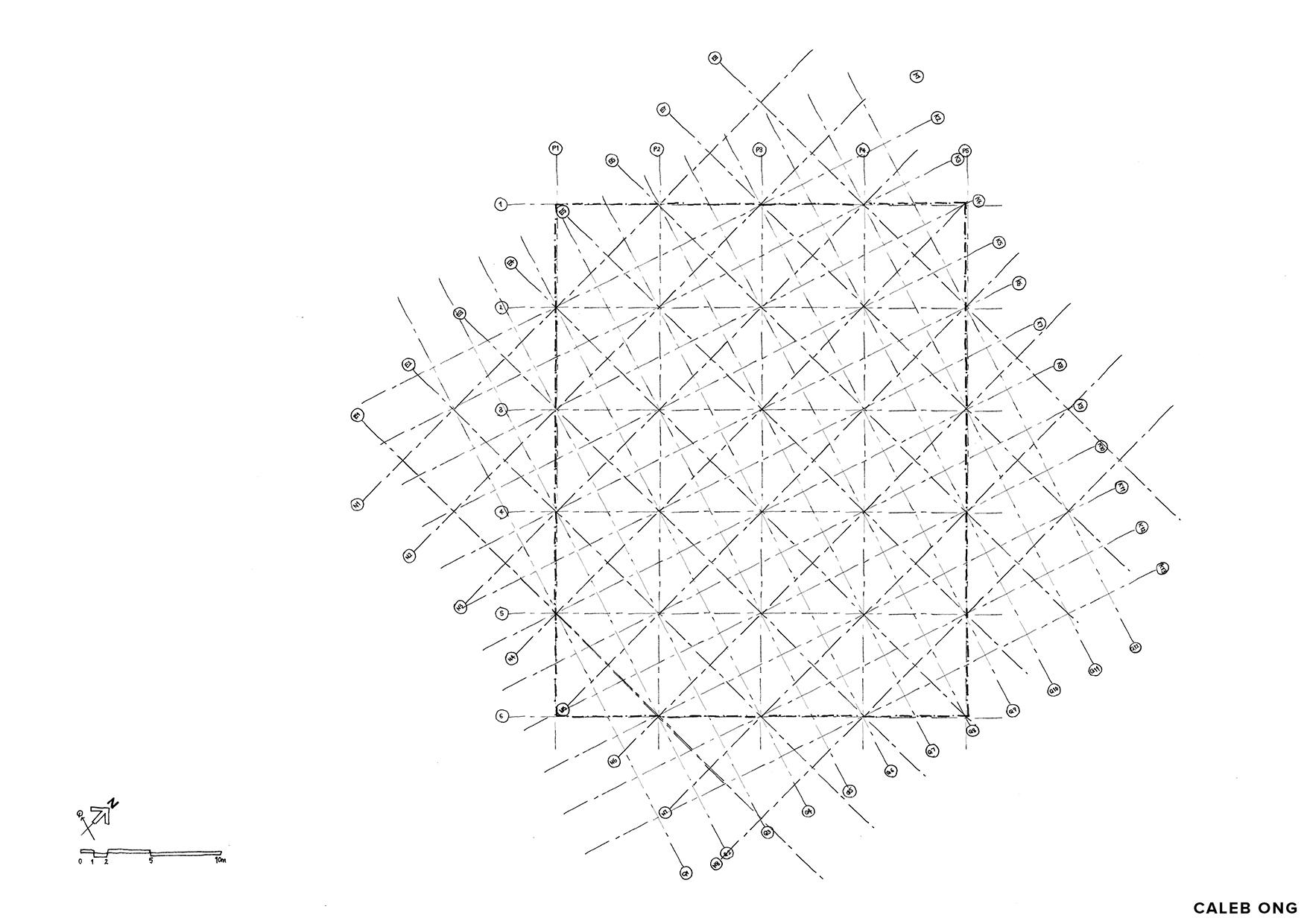Structural Design Grid