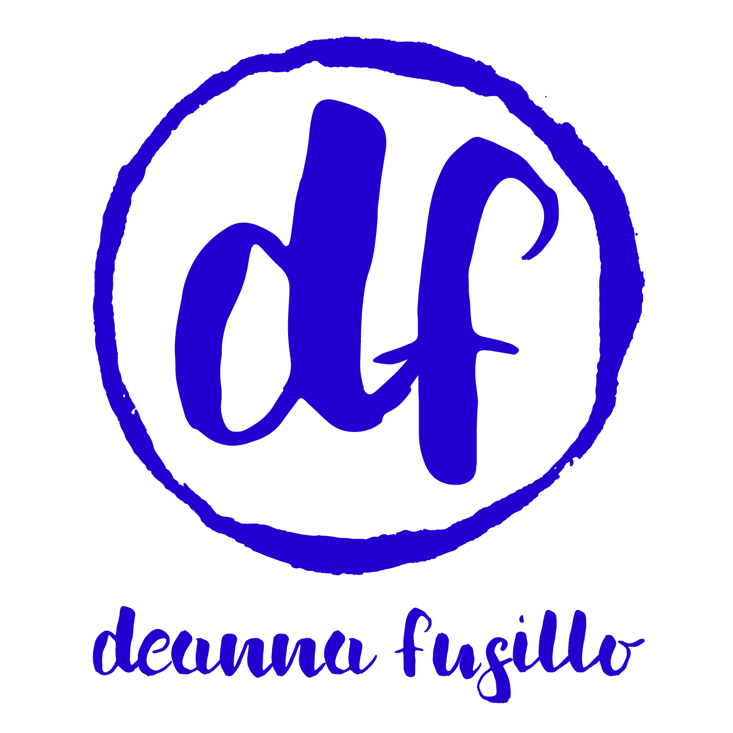 Deanna Fusillo reached out to me to create a logo for her consulting company. We wanted to keep it simple, yet feminine and fun. She geeks out hard on the meanings of colors and I geek out hard on fonts so I went with some text treatment while she led the way on color.