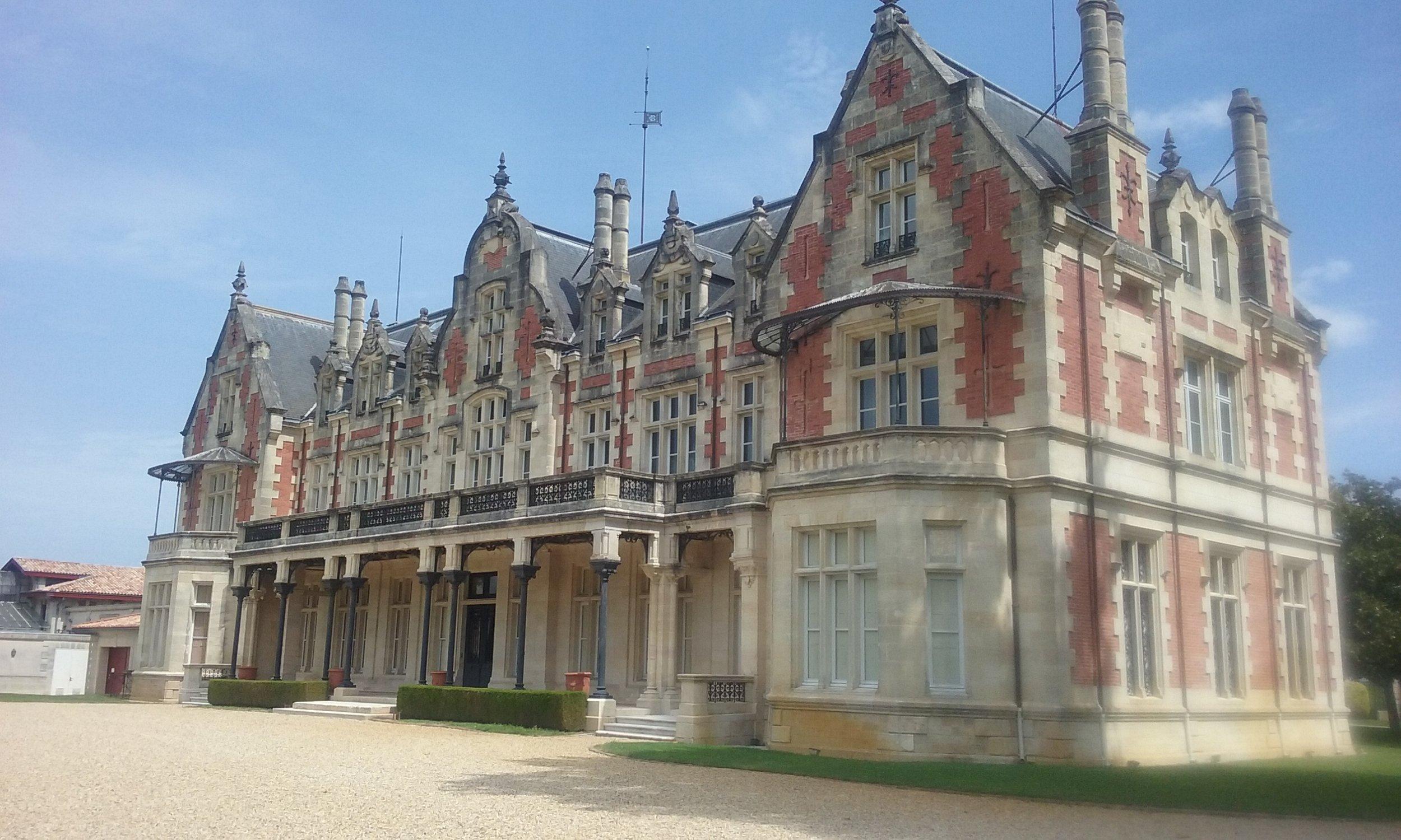 Le Château Cantenac Brown, 3 ème Grand CRU CLASSE de l'appellation Margaux
