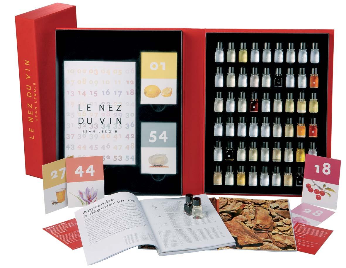 Le Nez du Vin - Editions Jean Lenoir