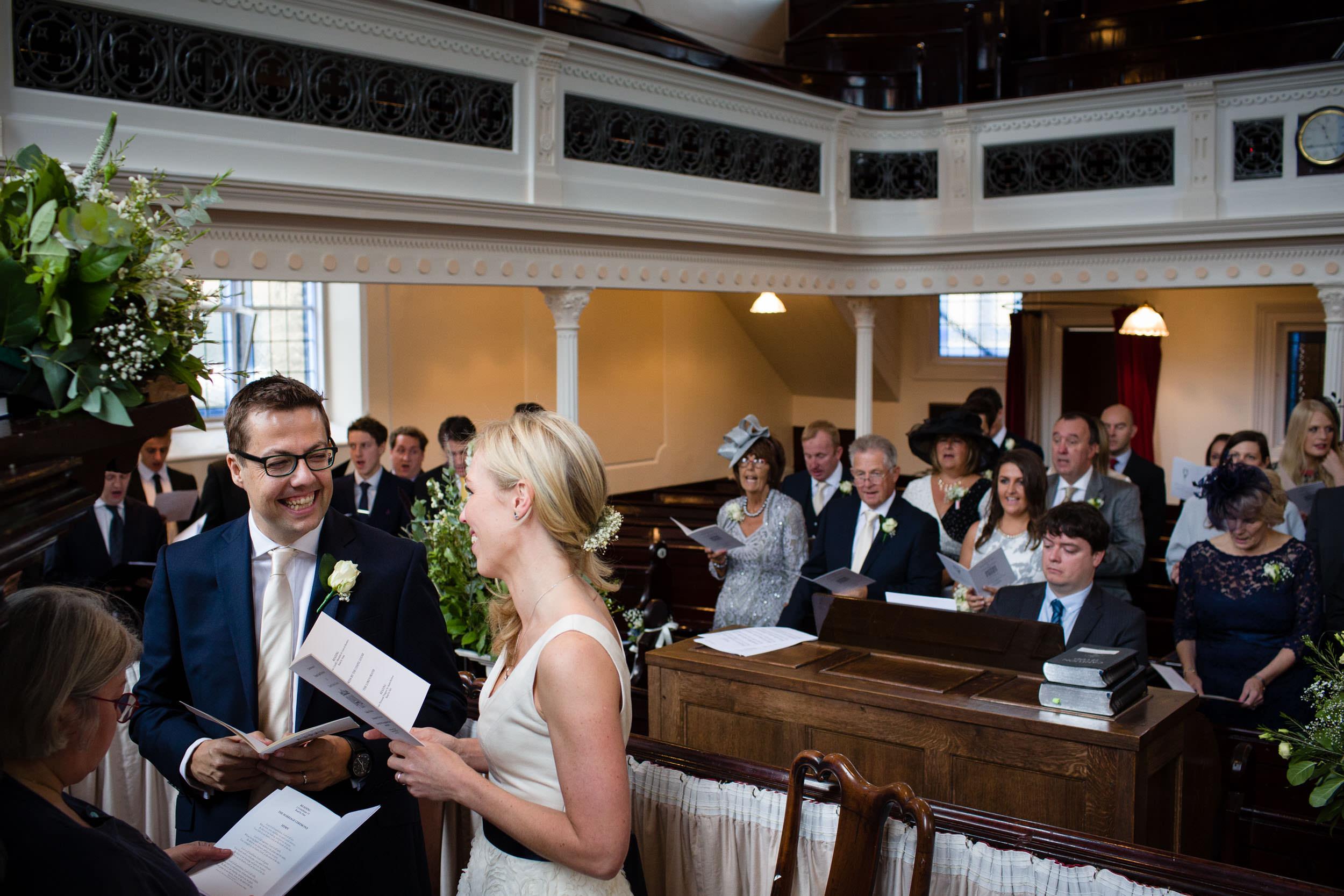 Best London Wedding Photographer Welsh Chapel Borough - James Sturcke | sturcke.org