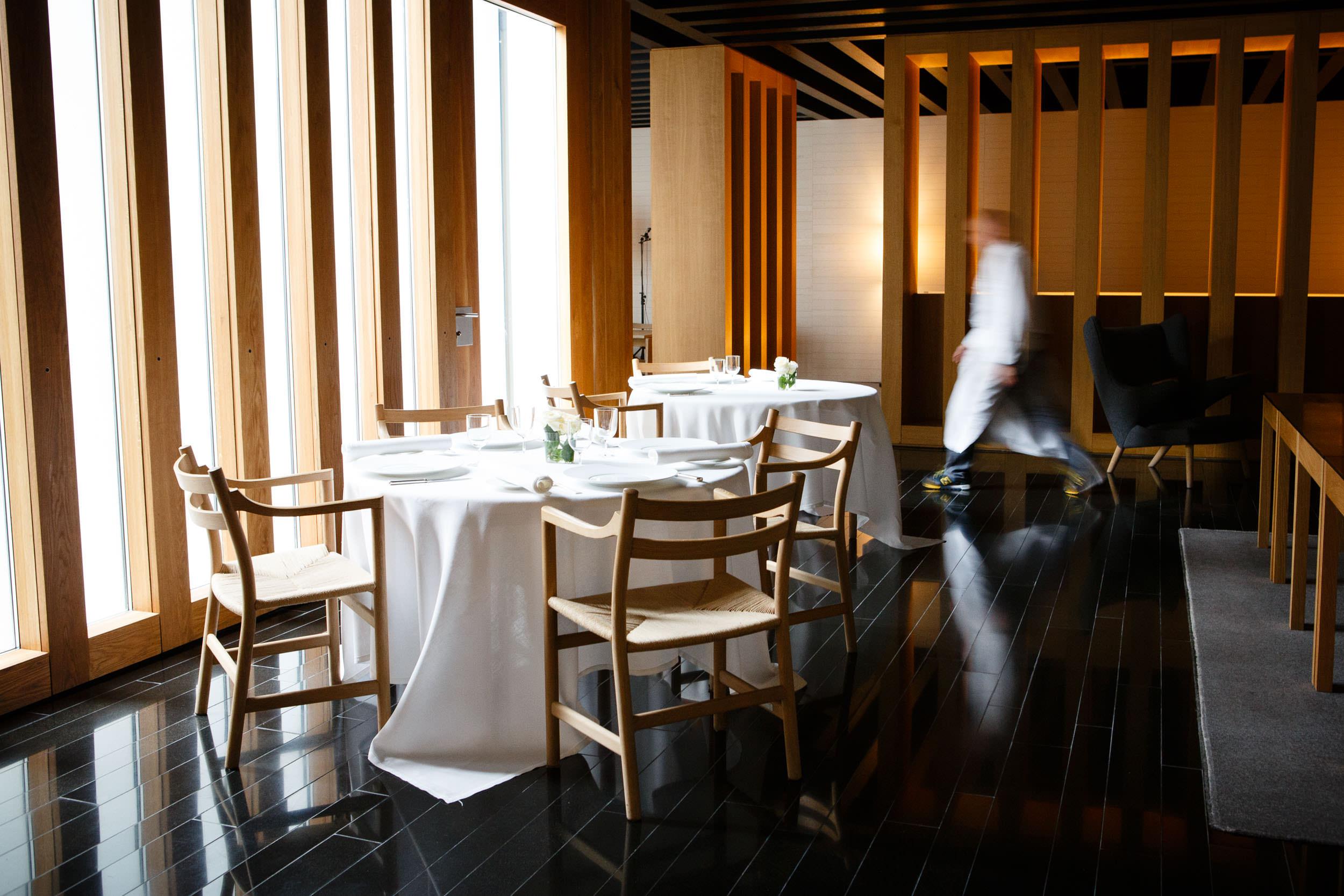 2/1/14 Two Michelin-star chef Toño Pérez at work in Restaurante Atrio, Cáceres, Extremadura, Spain. Photo by James Sturcke Fotografía | www.sturcke.org