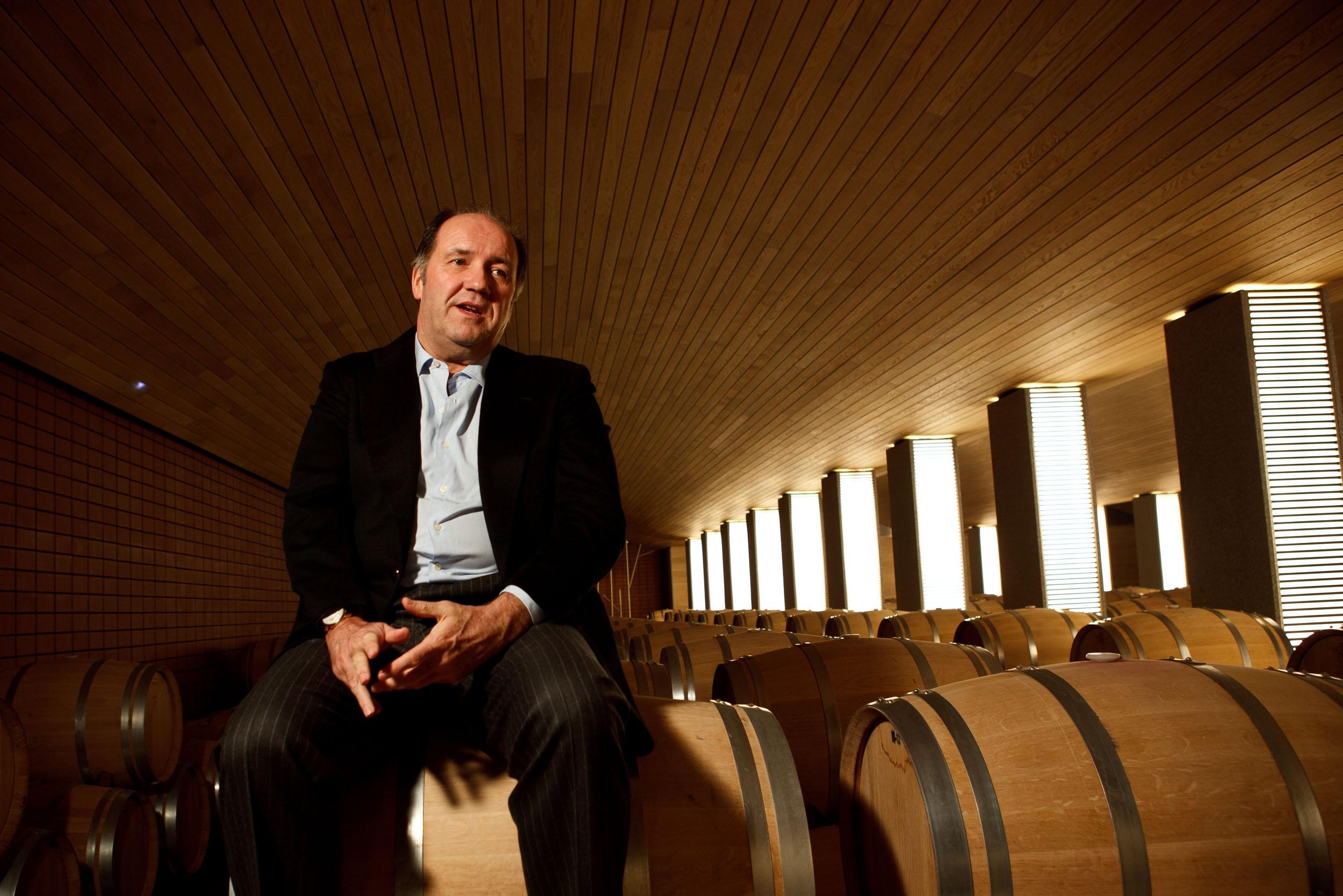 16/2/12 Pablo Álvarez, managing director, Vega Sicilia Winery, Valbuena de Duero, Castilla y Leon, Spain. Photos by James Sturcke Fotografía | www.sturcke.org