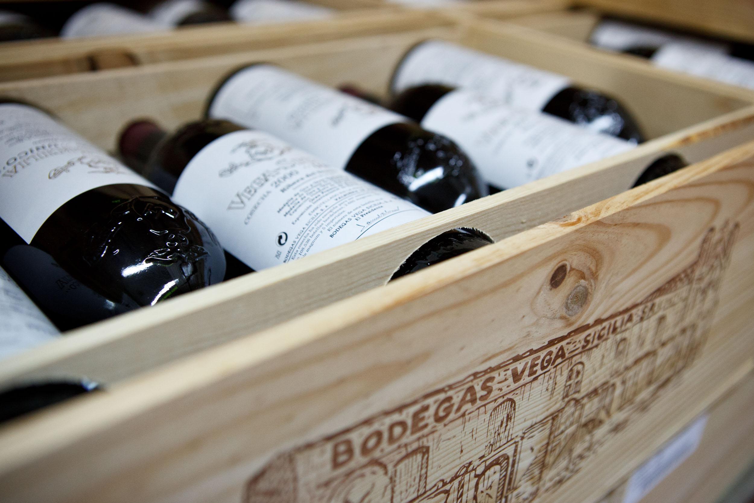 16/2/12 Vega Sicilia Winery, Valbuena de Duero, Castilla y Leon, Spain. Photos by James Sturcke Fotografía | www.sturcke.org