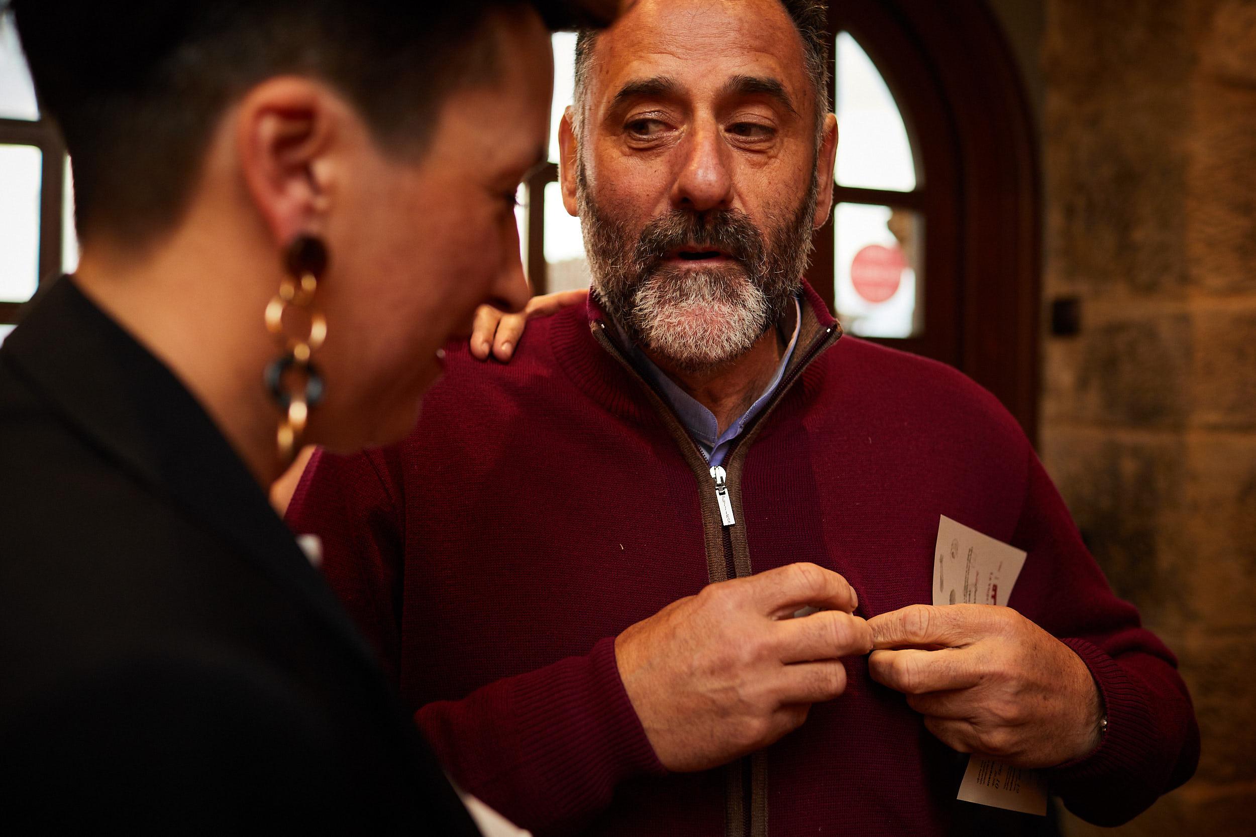 English-speaking professional photographer in Spain | Restaurante La Vieja Bodega, Casalarreina (La Rioja)