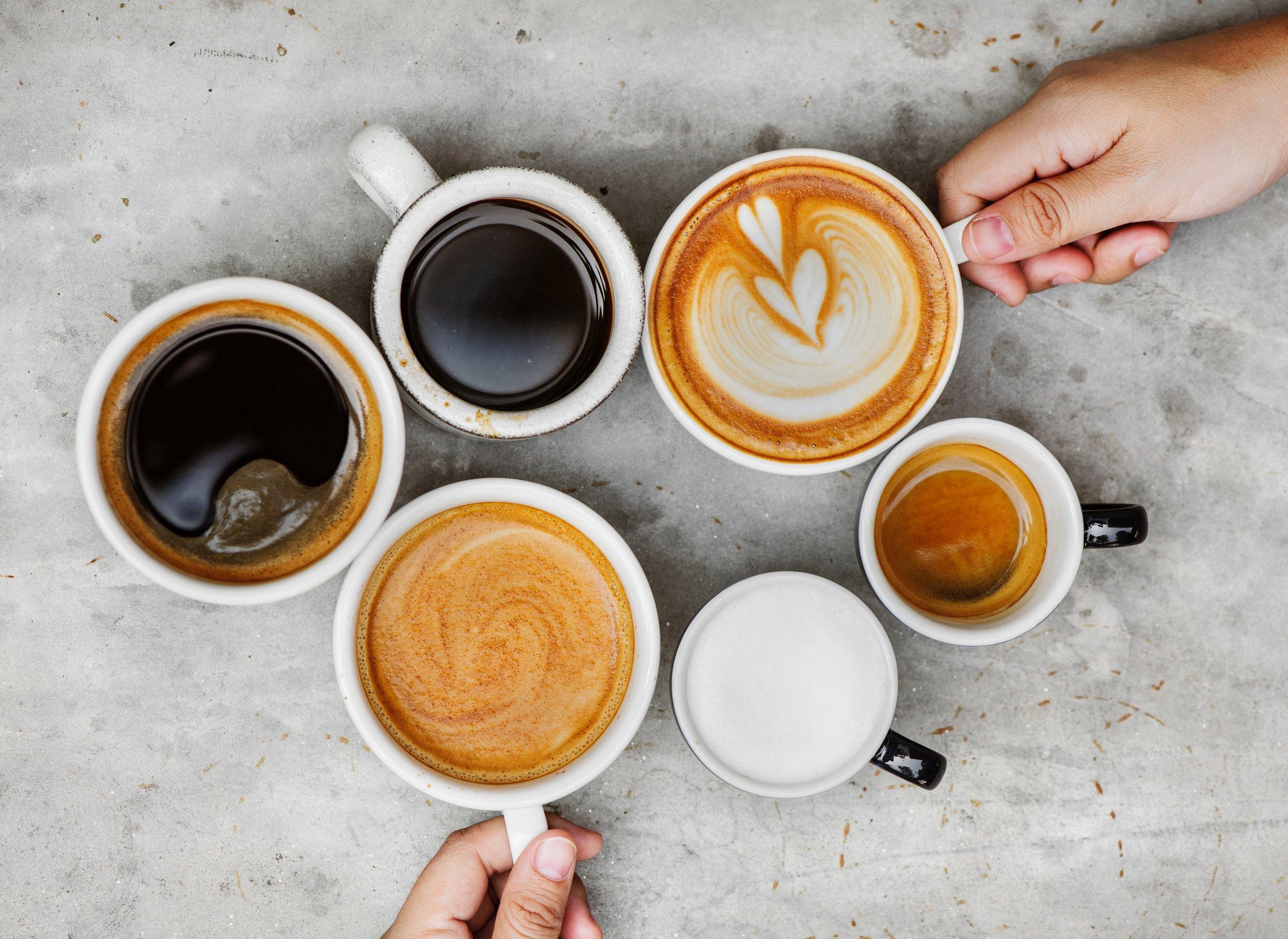 Latte-VS-Cappuccino
