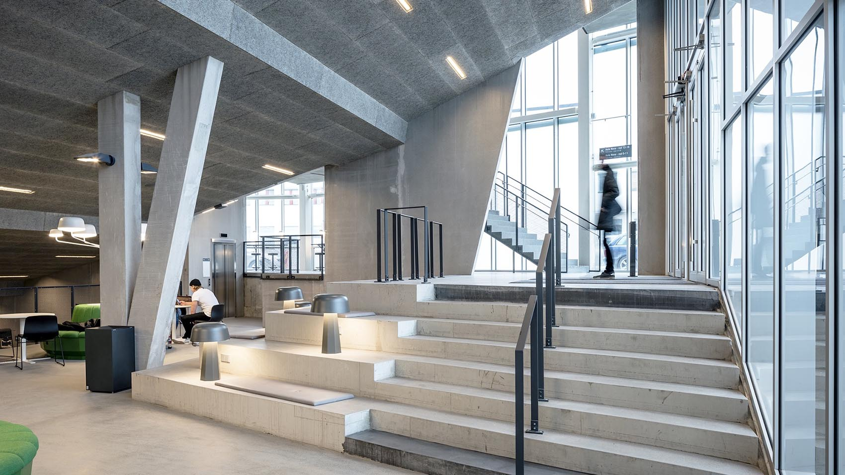 juul og frost - JUUL | FROST Arkitekter er som vindere af campusudviklingskonkurrencen for Universitetspladsen en integreret del af Örebros omfattende udviklingsproces.